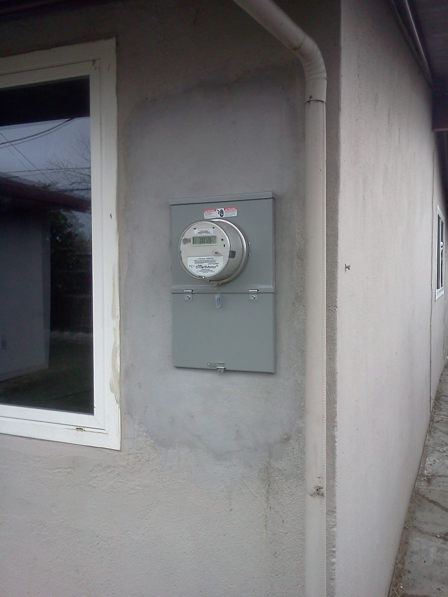 Roof Leak To Electrical Panel Via Flashing Building